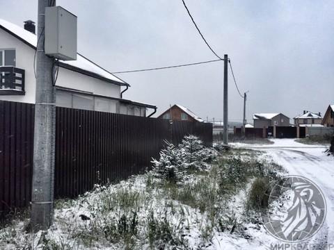 Участок 6 сот. в отличном месте СНТ Дорожник, Чеховский р-н.