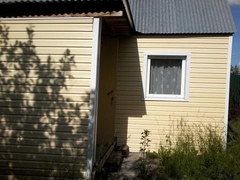 Садовый дом с земельным участком в д.Пенье Каширского района МО