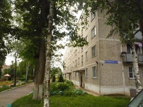 2 комн.квартира в пос. Деденево, ул.Школьная