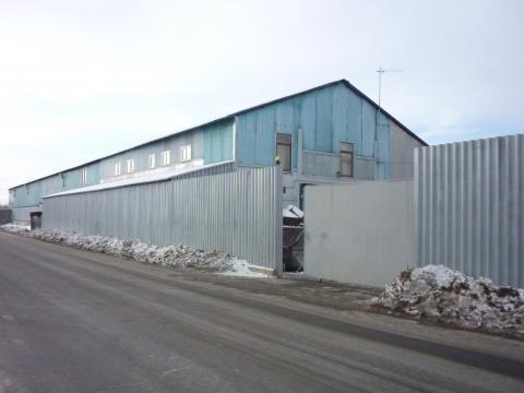 Продается отличный 2-х этажный склад в поселке Губцево.