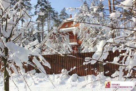 Загородный дом в хвойном лесу!