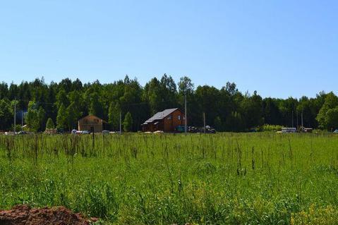 Продаю земельный участок площадью 14 сот в коттеджном поселке Леоново
