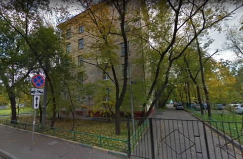 Квартира в сталинском доме у метро Красносельская