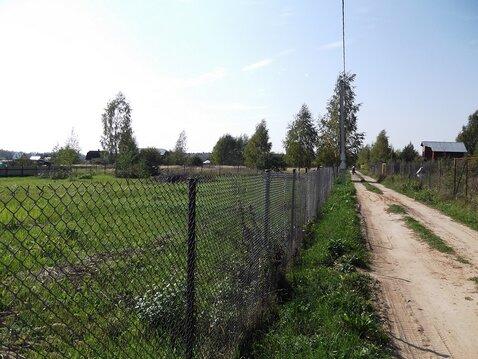 10 соток в Чубарово, прописка, лес, родник