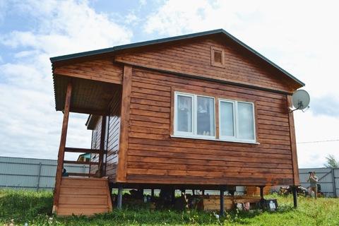 Продается дом на участке 12 соток. Чеховский р-н, снп Ромашкино 1.
