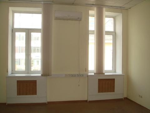 Аренда офиса 105 кв.м. Метро Бауманская.
