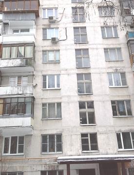 Продаётся однокомнатная квартира, район Зюзино, Болотниковская улица