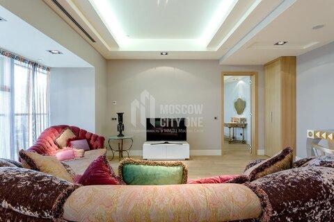 Односпаленный апартамент в Башне Меркурий 114 м2 46 этаж