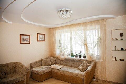 "3-комнатная квартира, 75 кв.м., в ЖК ""Олимпийский"" (г.Чехов)"