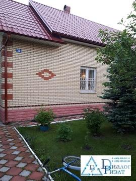 """Дом 124 кв.м. участок 7,3 сот. в СНТ """"Солнышко"""" Ступинский район"""