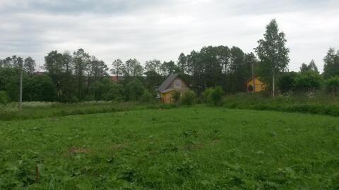 Участок в деревне