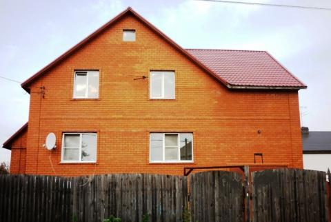 Дом 240 кв. м, на зем. участке 10 сот.