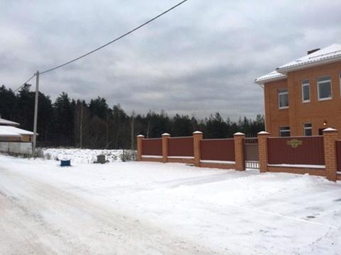 Уч-ток 8сот ИЖС в г Егорьевске ул Поселковая р-н Больничного Комплекс