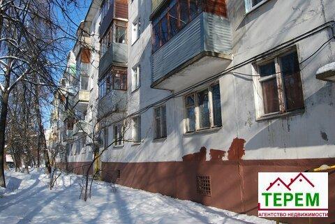 Продаётся 2-х комнатная квартира в г. Серпухов, ул. Чернышевского.