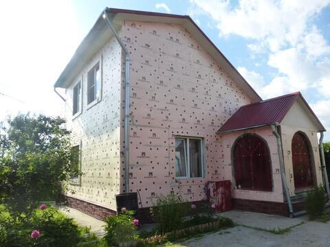 Дом 110 кв.м. в СНТ Тонус - 2 с. Шебанцево