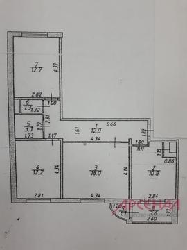 Продается квартира в Раменском районе д. Островцы