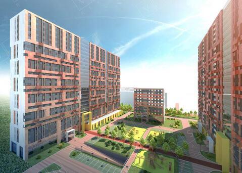 Одинцово, 2-х комнатная квартира, 1-я Вокзальная д.мкр.7, 5343750 руб.