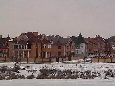 Таунхаусы на Репинских прудах в г.Коломне, 120 кв.м, кирпич.
