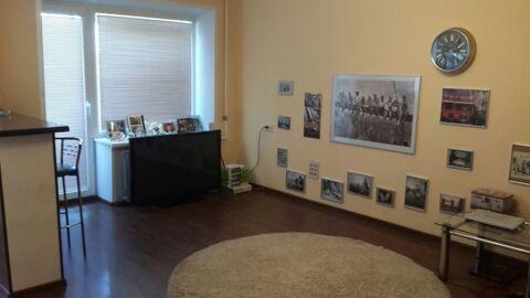 Продается 1-я стильная квартира-студио в центре г. Руза