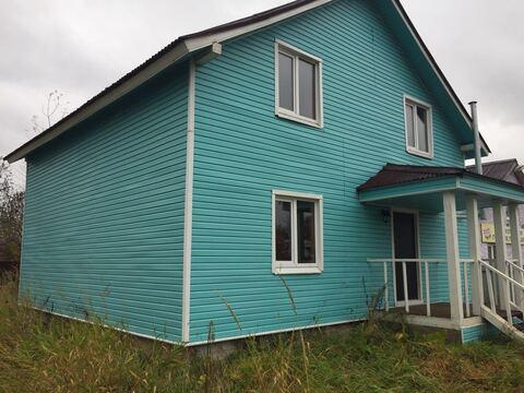 Купить дом из бруса в Щелковском районе с. Петровское