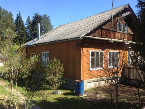 Половина дома с земельным участком, 3800000 руб.