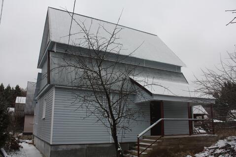 Киевское 52 км Дом 220 кв.м под ключ 6 соток рядом г. Нара