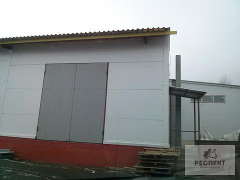 Склад/Производство 400 кв.м, анти пыль, пандус