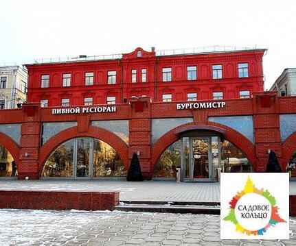 Предлагается офисное здание 1371 кв.м: подвал и 4 этажа и мансарда.