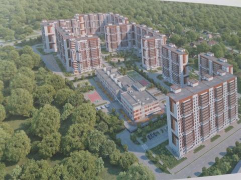 """2-комнатная квартира, 68 кв.м., в ЖК """"Ольгино парк"""""""