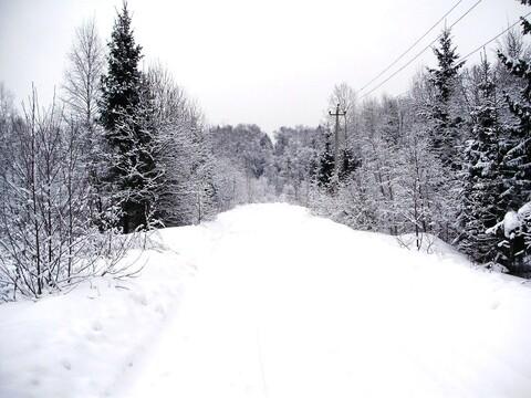 Участок на Новорижском шоссе