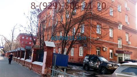Аренда офиса, м. Крестьянская застава, Сибирский проезд