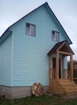 Купить дом из бруса в истринском районе д. Глинки