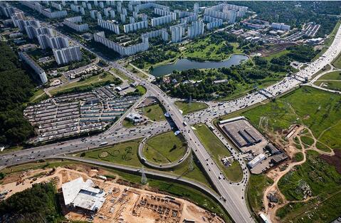 Промышленный участок 2,1 Га в Вёшках рядом с МКАД и трц Ашан
