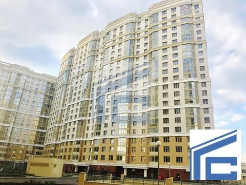 """5-комнатная квартира, 210 кв.м., в ЖК """"Мосфильмовский"""""""