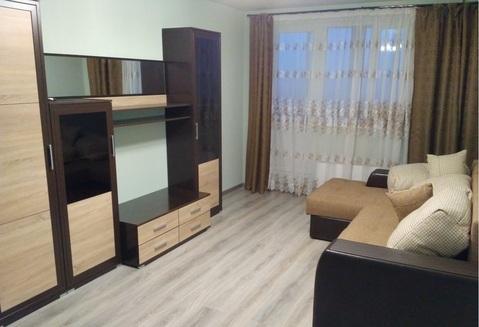 Новая квартира в Щербинке