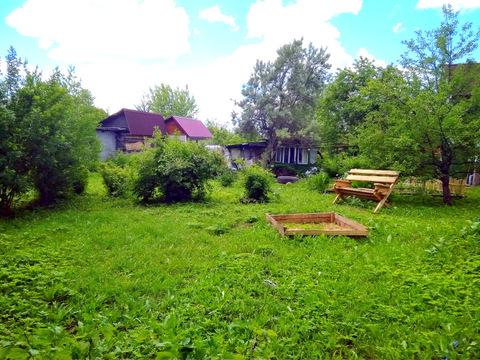 Участок 7 соток и часть дома в черте Дмитрова, Заречье