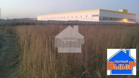 Земля промышленного и складского назначения, 3950000 руб.