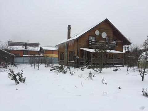 Дом 170 кв.м. на 12 сотках земли с пропиской в д. Буньково