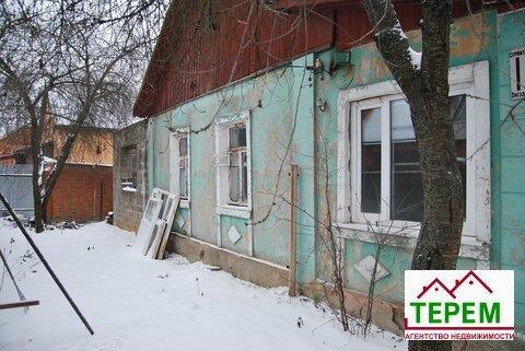 Продаётся дом в черте города Серпухова, ул. Строительная