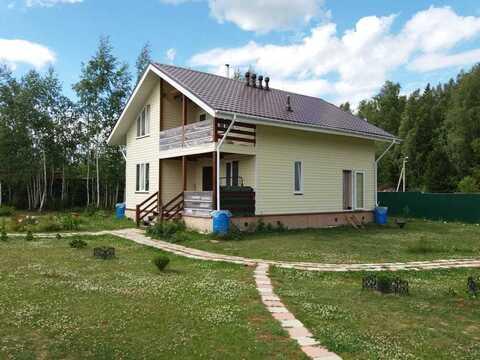 Дом 160 кв.м - МО, Можайский район, ДНП Тихий Луг