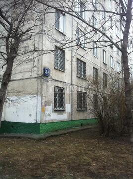 Продажа 2 комнатной квартиры м.Печатники (улица Полбина)