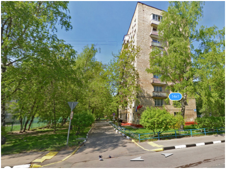 Москва, 2-х комнатная квартира, ул. Нагорная д.14 к1, 6600000 руб.