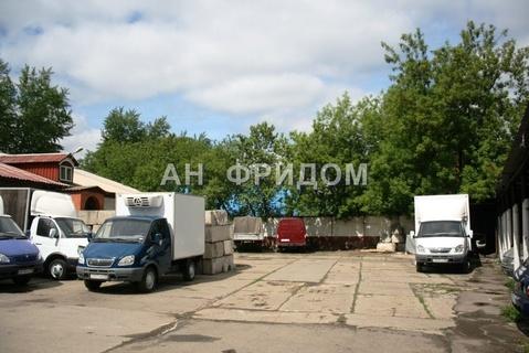 Земельный участок и производственное здание на 4-м Рощинском проезде, 59500000 руб.