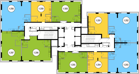 Москва, 2-х комнатная квартира, Головинское ш. д.10, 12874400 руб.