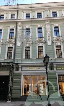Аренда торгового помещения, м. Театральная, Столешников пер.