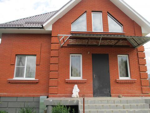 Дом новый кирпичный д Шувое 140м без отделки все коммуникации в доме, 4900000 руб.