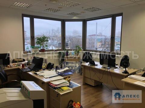 Аренда офиса 316 м2 м. Пушкинская в бизнес-центре класса А в Тверской