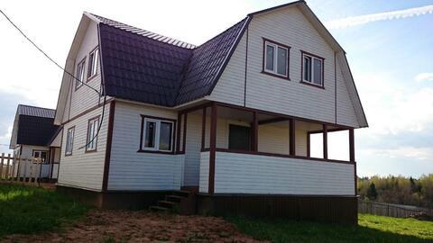Дом 130 м2, 9 соток, Лес, д. Слободка