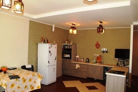 Трехкомнатная квартира в микрорайоне Лесной