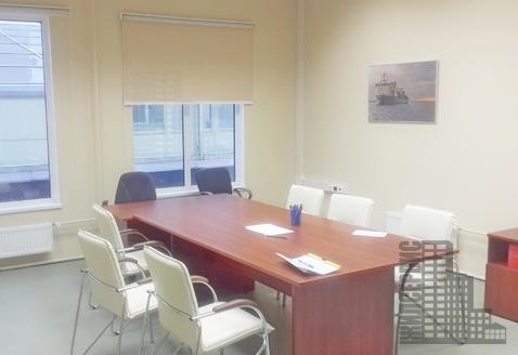 Офис с сейфовой комнатой в круглосуточном бизнес-центре, м. Калужская